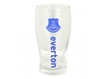 Everton Ölglas Pint Wordmark 4-pack
