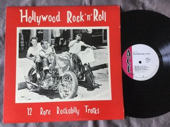 Hollywood Rock'n' Roll - 12 Rare Rockabilly Tracks