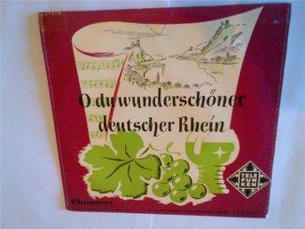O du wunderschöner deutscher Rhein - Benno Kusche, Kurt - Kungshamn - O du wunderschöner deutscher Rhein - Benno Kusche, Kurt - Kungshamn