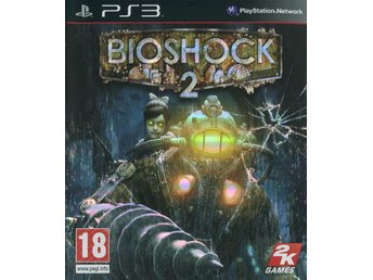 "PS3-spel. ""Bioshock 2"" - Stoholm - PS3-spel. ""Bioshock 2"" - Stoholm"