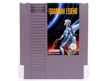 The Guardian Legend - Nintendo NES - NTSC (USA)