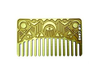 Go-Comb Minka Sicklinger Brass Limited Edition