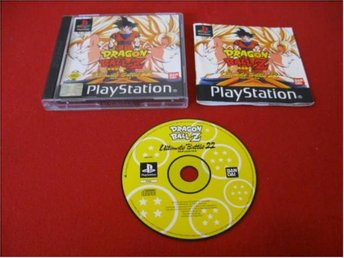 DRAGON BALL Z ULTIMATE BATTLE 22 till Sony Playstation PSone