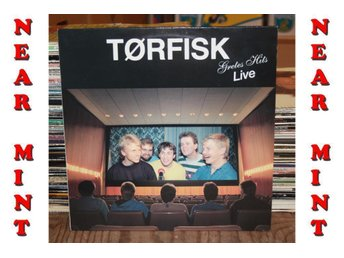 ***NEAR MINT*** --- TÖRFISK - GRETES HITS LIVE