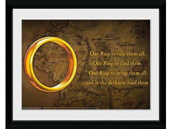 Tavla - Film - Lord of the Rings One Ring
