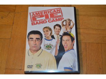 American Pie Band Camp DVD