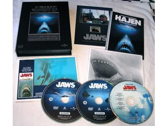Hajen (Jaws) - 30th Anniversary Collector´s Edition Box