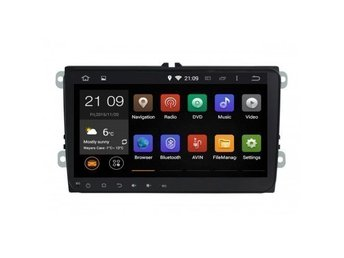 VW SEAT SKODA MULTIMEDIA 9 inch ANDRIOD 5.1.1