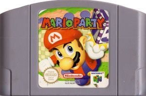 N64 - Mario Party (Beg)
