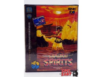 Samurai Spirits (Japansk version)