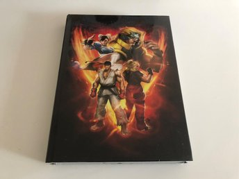 Guide/Guidebok - Street Fighter V(5) Collector's Edition Guide , NY / INPLASTAD