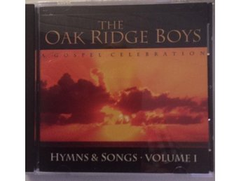 CD  THE OAK RIDGE BOYS - HYMNS & SONGS - VOLUME I - NY
