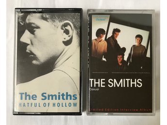 The Smiths Morrissey 2 kassetter