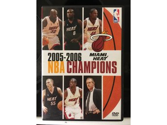 NBA - 2005-2006 Miami Heat NBA Champions