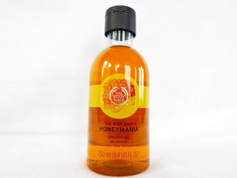 The Body Shop Honeymania Shower Gel 250 ml Ny/Oöppnad!