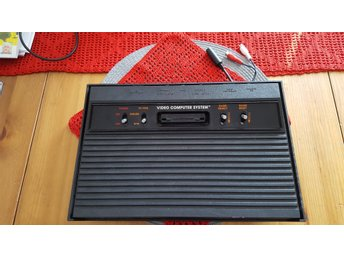 Atari 2600 Konsol NTSC S-video modd
