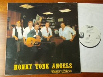 HONKY TONK ANGELS - Country Music, LP GSM-Produktion 1982