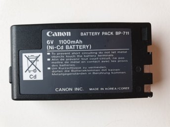 Canon Battery pack BP-711 (orginal)