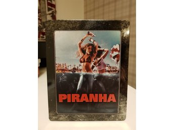 Piranha bluray steelbook - Region A
