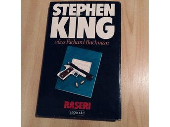STEPHEN KING - Raseri - INB Legenda 1987