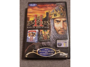PC Spel age of empires 2 Gold edition