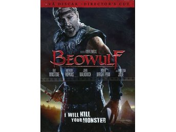 Beowulf (Anthony Hopkins, Angelina Jolie) - 2-Disc DVD