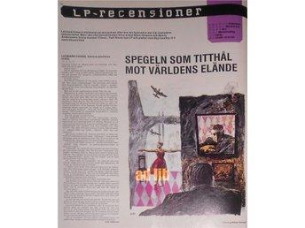 LEONARD COHEN - VARIOUS POSITIONS (LP-Skivrecension) TIDNINGSARTIKEL 1984 - öckerö - LEONARD COHEN - VARIOUS POSITIONS (LP-Skivrecension) TIDNINGSARTIKEL 1984 - öckerö