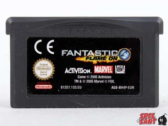 Fantastic 4 Flame On