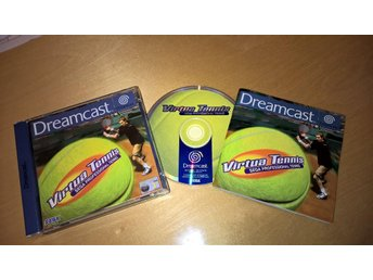 Virtua Tennis - Dreamcast