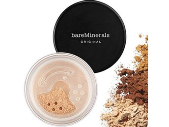 ID Bare Minerals MEDIUM BEIGE bareMinerals Foundation - 8g