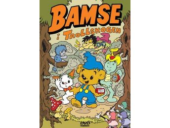 DVD BAMSE I TROLLSKOGEN NY INPLASTAD - örebro - DVD BAMSE I TROLLSKOGEN NY INPLASTAD - örebro