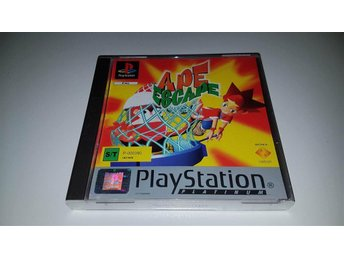 Ape Escape - PS1 Komplett