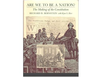 Are we to be a nation?