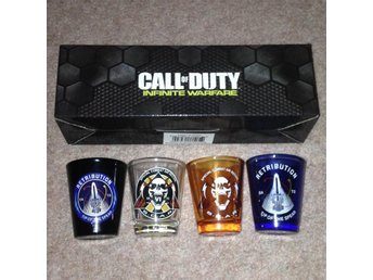 Call of Duty - Shotglas