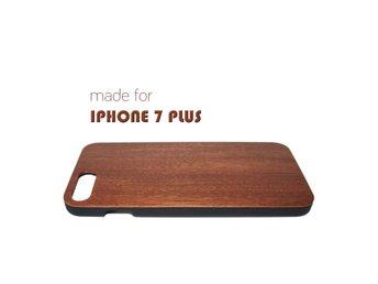 Skal Trä PC till Apple iPhone 7 Plus 7 Brun Skydd - Malmö - Skal Trä PC till Apple iPhone 7 Plus 7 Brun Skydd - Malmö