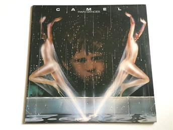 Camel - Rain Dances (LP) vinyl [GAMA/DECCA TXS-R 124] UK, 1977 classic rock