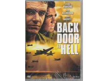 Back Door to Hell - 1964 - OOP - DVD - NEW - Jack Nicholson, John Hacket - Bålsta - Back Door to Hell - 1964 - OOP - DVD - NEW - Jack Nicholson, John Hacket - Bålsta