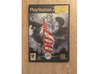 007 - everything or nothing ps2