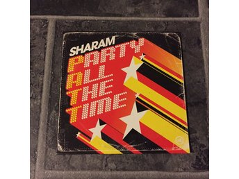 SHARAM - PATT (PARTY ALL TIME). (CDs)