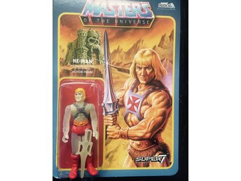 Helt ny He-Man actionfigur