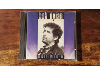 Bob Dylan / Good As i Been To You / CD 1992