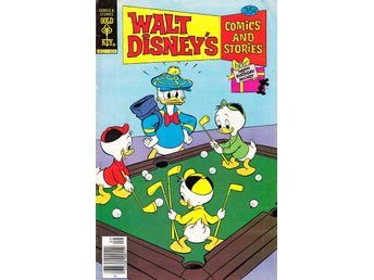 Walt Disneys Comics and Stories nr 456 (1978) / VG- / lässkick