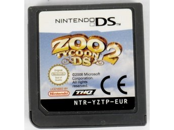 Zoo Tycoon 2 DS -