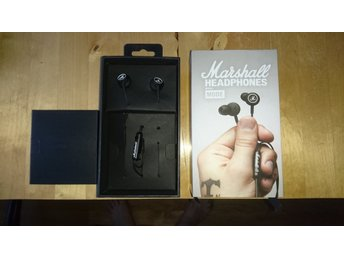 Marshall Headphnes (till Mobilen mm)