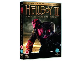 Hellboy 2 - The Golden Army DVD (2008) Ron Perlman
