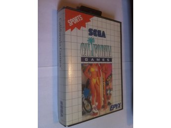 Master System: California Games