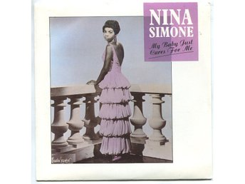 "Nina Simone -My baby just cares for me 7"" Charly rec Uk"