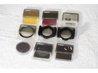 Lens filters Cokin Cromofilter