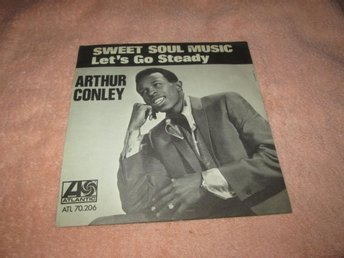 ARTHUR CONELY SWEET SOUL MUSIC    ATLANTIC