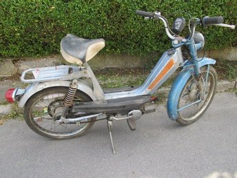 DBS Handy Automat Moped